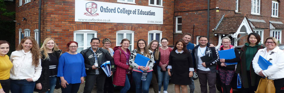 oxford college of education